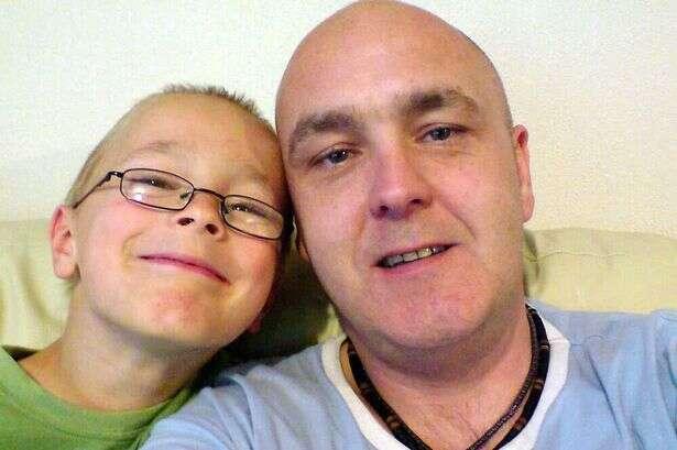 Pai mata o filho ao o dar morfina para aliviar a dor