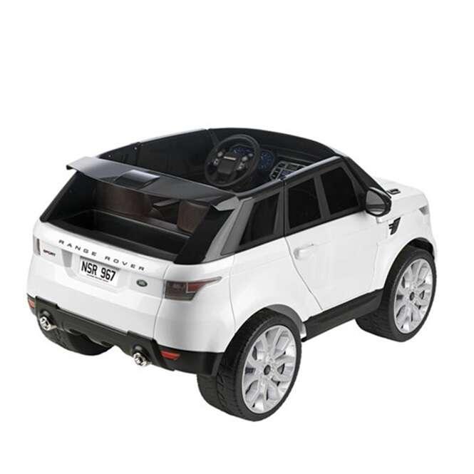 Conheça uma Range Rover miniatura que vai deixar as crianças loucas