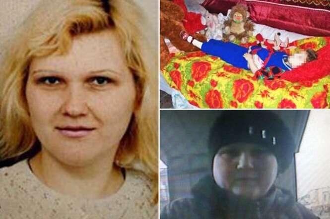 Pai retorna do trabalho e descobre que esposa matou sua própria filha