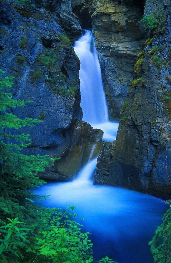 Cachoeiras fascinantes