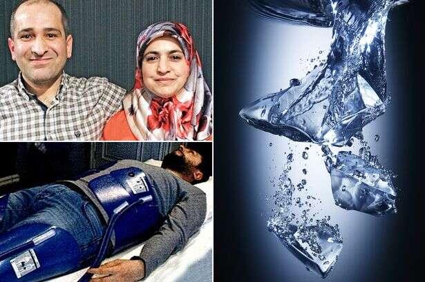 Homem com coração paralisado é submetido a banho de gelo e volta a vida