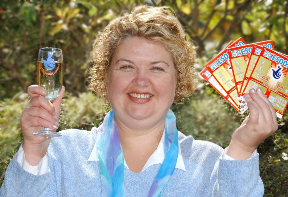 Milionária que ganhou bolada na loteria morre