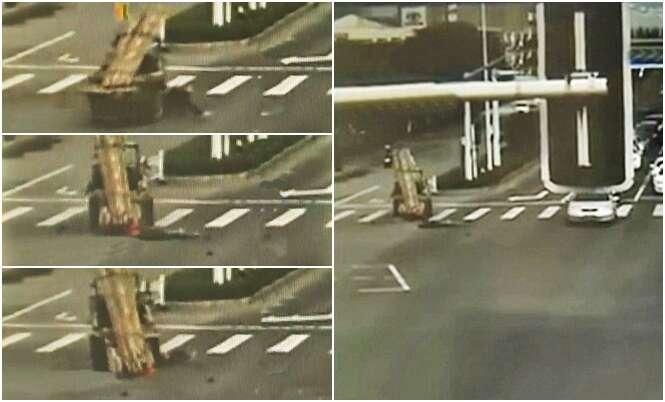 Motorista morre atropelado pelo próprio veículo