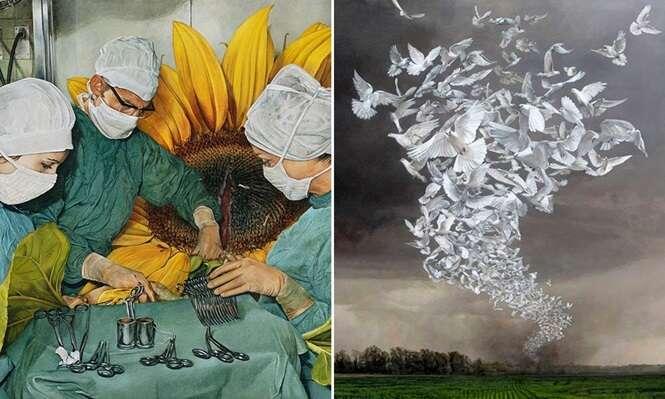 Artista cria obras que vão mexer com seus sentidos