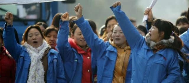 Projeto é lançado na China e da licença remunerada às mulheres em período mestral