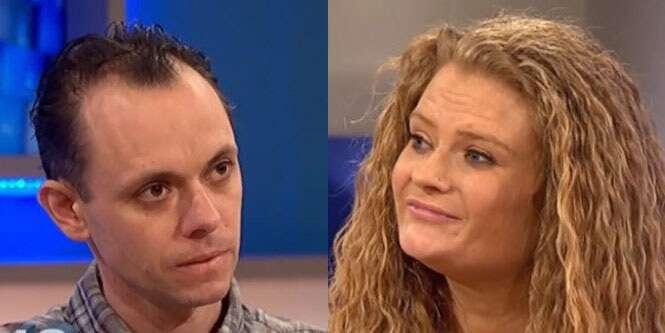 Homem leva esposa a programa de TV após mulher ficar grávida apesar dele já ter feito vasectomia