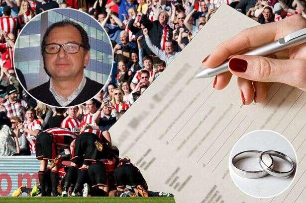 Homem se casa com noiva somente depois dela assinar documento que o libera para assistir futebol