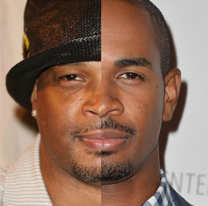 Image result for damon wayans and damon wayans jr