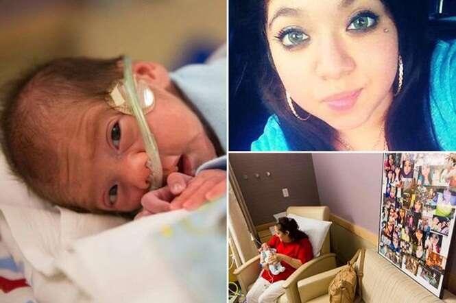 Grávida tem morte cerebral e é mantida viva por aparelhos para seu bebê nascer