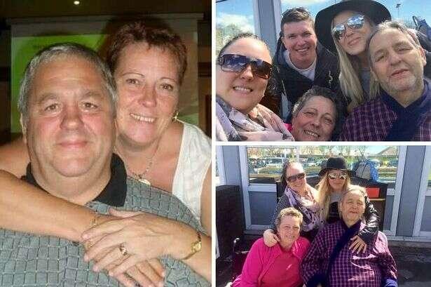 Marido preocupado com câncer da esposa esquece sua saúde para cuidar da mulher ecaba morrendo