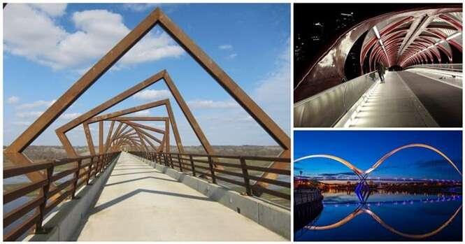 Conheça as pontes mais incríveis pelo mundo