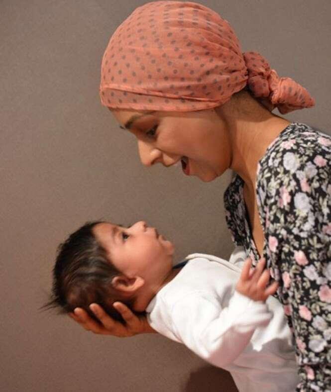 Grávida tem sua vida salva graças a bebê