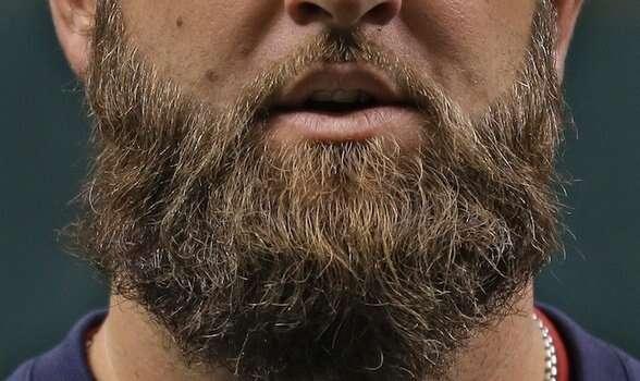 Barbas possuem mais sujeira que vaso sanitário