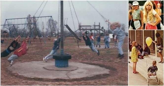 Imagens que provam como as crianças dos anos 80 tinham mais liberdade