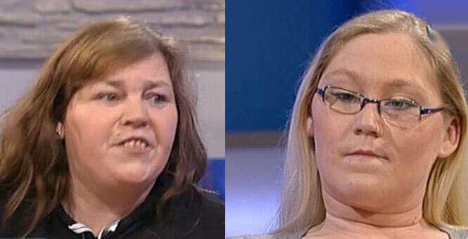 Mãe e filha começarem e se relacionar com mesmo homem e vão parar em programa de TV
