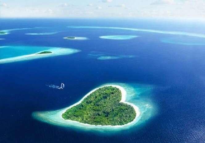 Os mais lindos locais encontrados pelo mundo