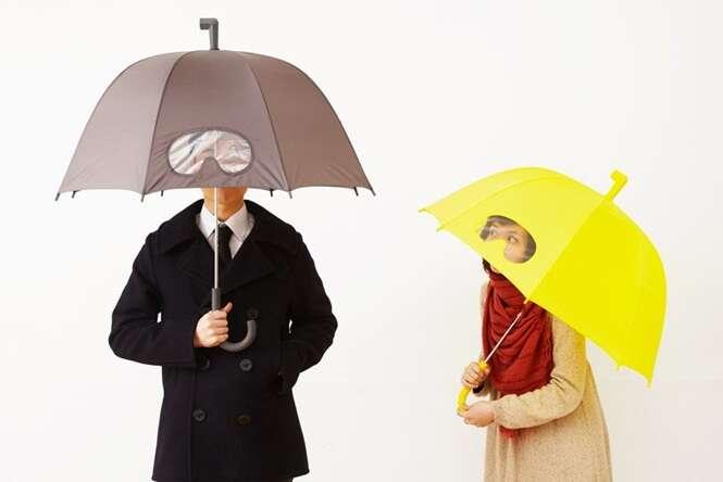 Invenções estranhas criadas para facilitar seu dia a dia