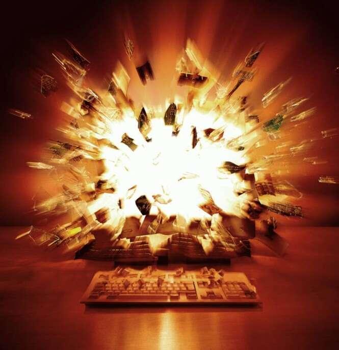 Novo vírus que destrói computador caso tente se livrar dele vem deixando internautas em pânico
