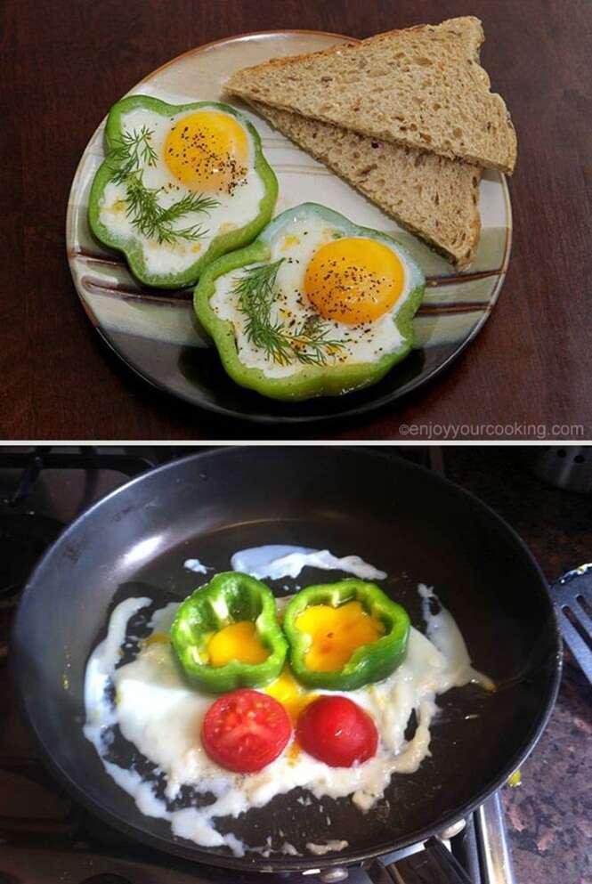 Alimentos que não deram muito certo na hora do preparo