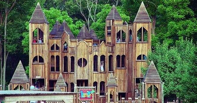 Os mais incríveis parques infantis do mundo