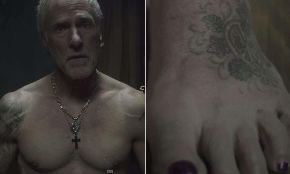 Veja o que acontece com sua tatuagem depois que você fica velho