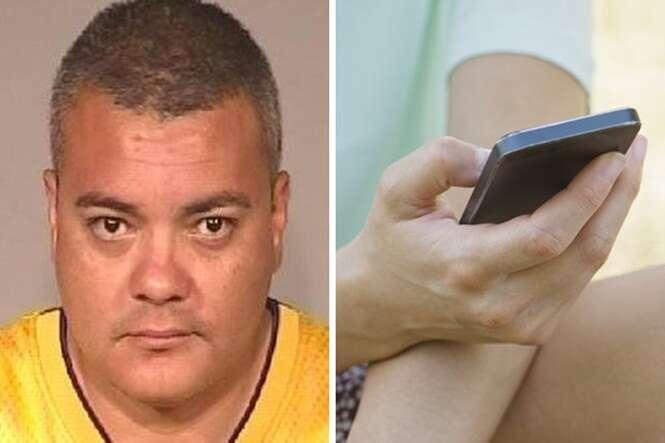 Homem ataca esposa por postar selfies no Instagram e acaba preso
