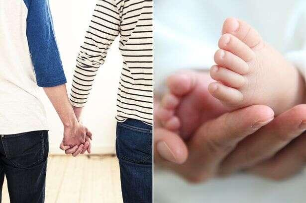 Mãe perde guarda de filho bebê para pai da criança e namorado dele