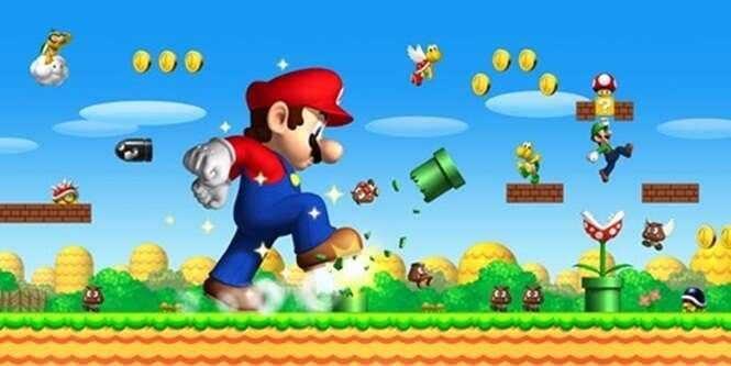 Fatos sobre o Super Mario que você provavelmente não sabia sobre