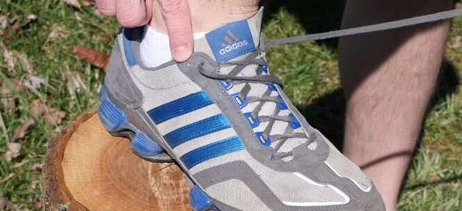 Veja para que servem os furos extras nos tênis