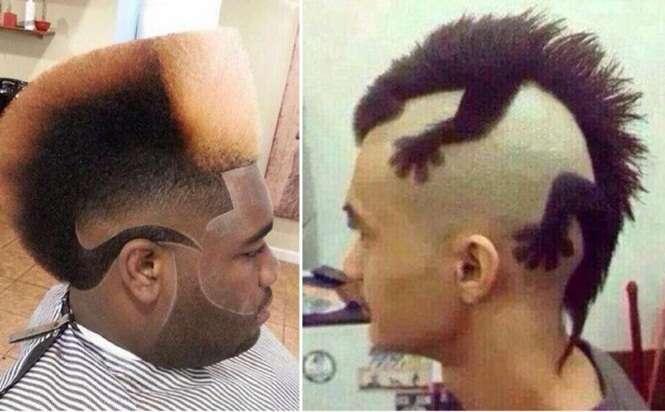 Cortes de cabelo que causaram arrependimento em quem os fez