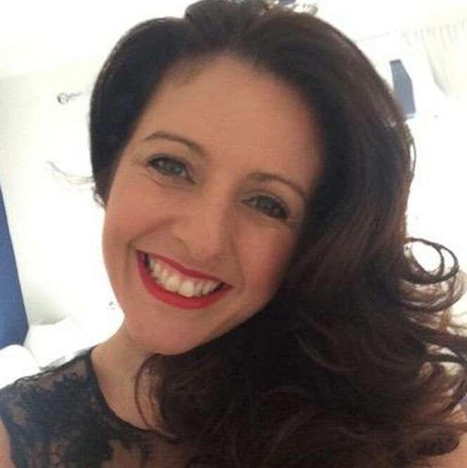 Jo-Ann Balsamo, de 41 anos, atual esposa.