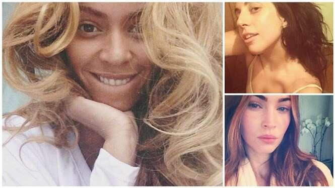 Celebridades que não têm problema em aparecer sem maquiagem