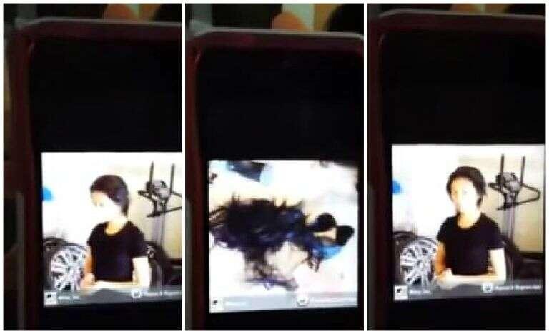 Menina comete suicídio após pai a envergonhar cortando cabelo dela e publicando vídeo do momento na internet
