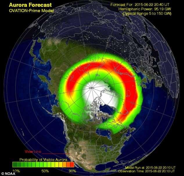 Tempestades solares que atingem a Terra podem causar problemas no fornecimento de energia elétrica