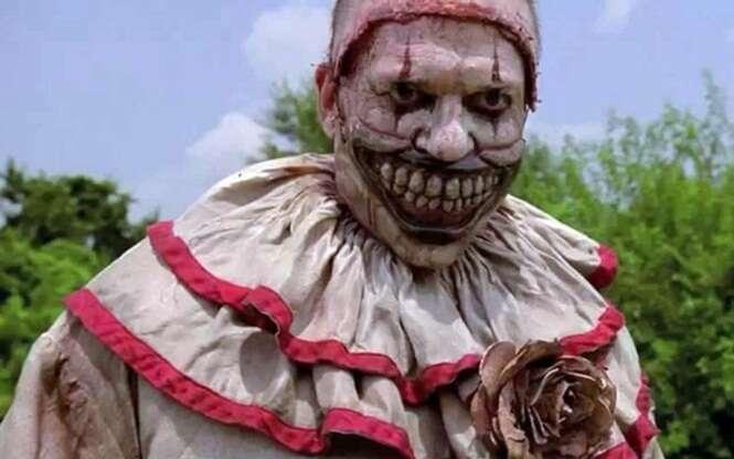 Os mais assustadores palhaços de filmes e seriados de TV