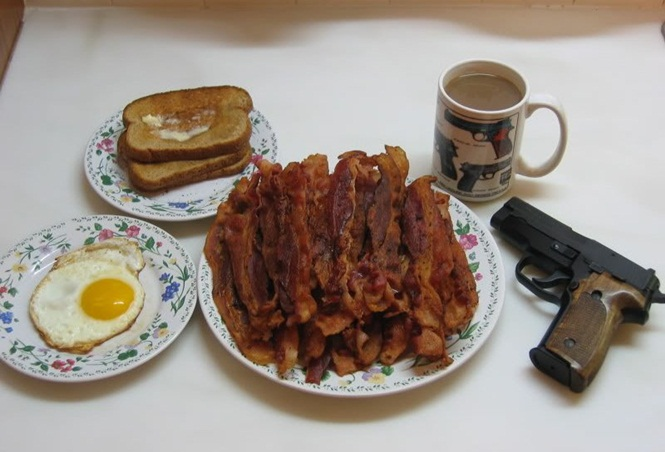 Fotos mostram como é o café da manhã em vários países do mundo