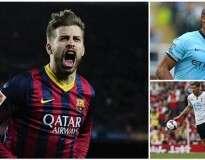17 melhores zagueiros do futebol atual