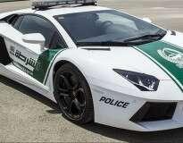 19 viaturas policiais mais fantásticas do planeta