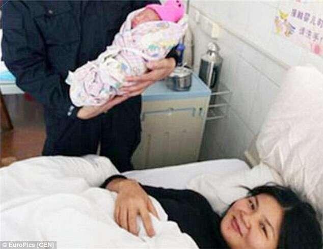 Grávida chega a hospital para dar à luz, médicos dizem que não havia criança em seu ventre e bebê é encontrado caído em estrada