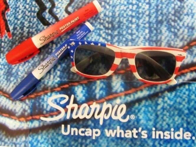 Ideias criativas para transformar completamente seus óculos de sol
