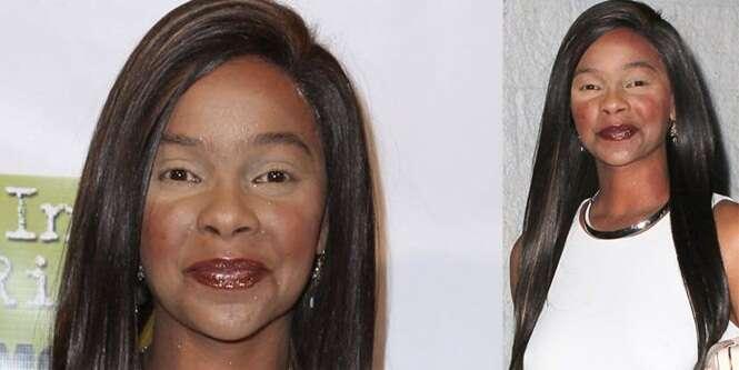 Celebridades que erraram feio na maquiagem