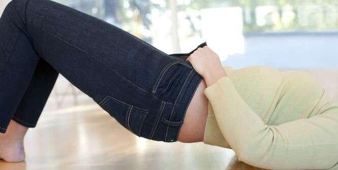Mulher fica quatro dias internada em hospital após calça jeans apertada causar lesão muscular, inchaço e bloqueio nos nervos