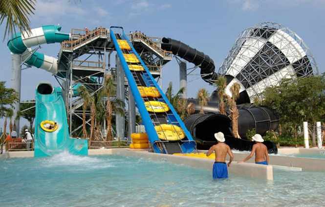 Parques aquáticos que qualquer criança sonharia em visitar