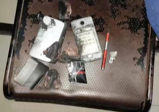 Man Injured In Shock Mobile Phone Explosion