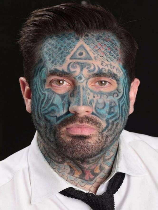 17 Tatuagens Chocantes E Divertidas Feitas Por Alguns