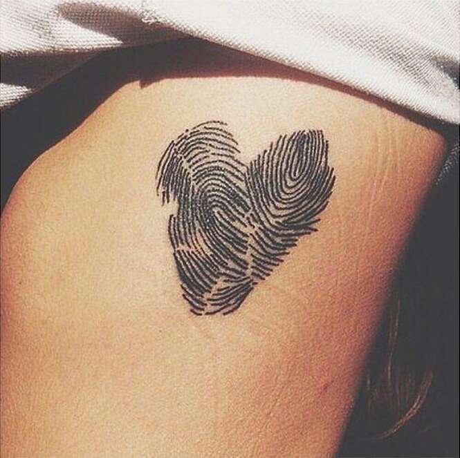 Tatuagens para casais que querem eternizar seu amor