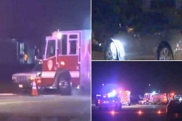 Mulher morre atropelada enquanto tentava arrastar namorado suicida que estava deitado na rodovia