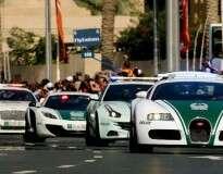11 viaturas policiais mais rápidas e luxuosas do mundo