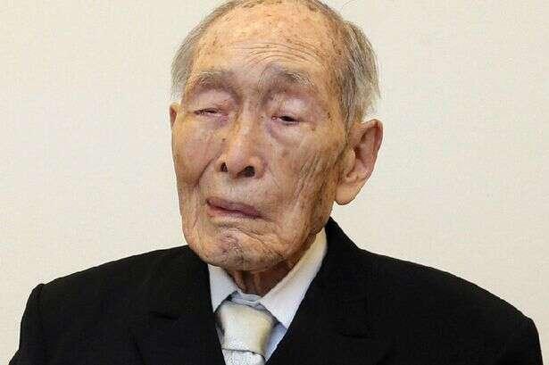 Homem mais velho do mundo morre de insuficiência renal