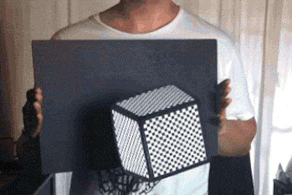 GIFs com ilusões de ótica que vão te impressionar